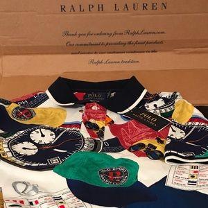 Polo Ralph Lauren The Nautical Racing AllOver Polo